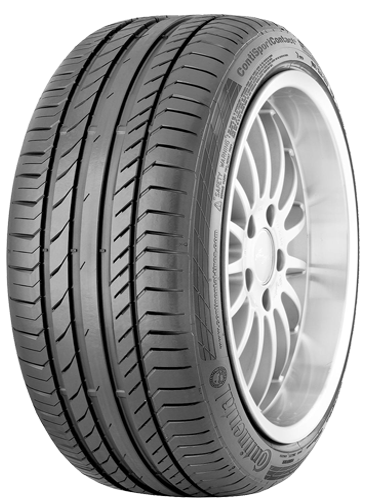 Continental 225/45 R17 91W ContiSportContact 5 SSR MOE 2018