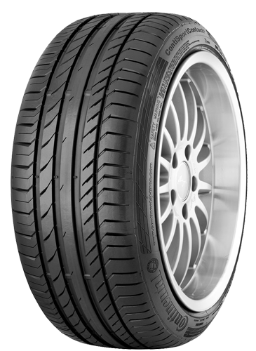 Continental 225/40 R18 92W RunFlat ContiSportContact 5 SSR MO Extended 2018