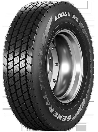 General Tire 315/80 R22.5 156/150L Addax RD 2019