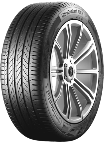 Continental 215/55 R17 94W UltraContact UC6 2019