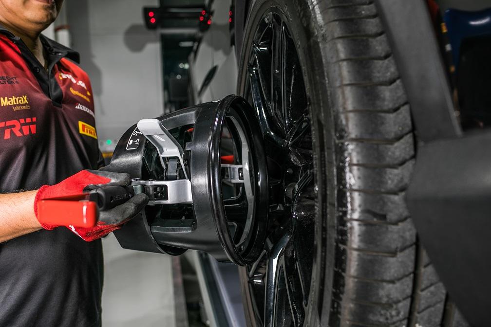 Wheel Alignment Service Dubai