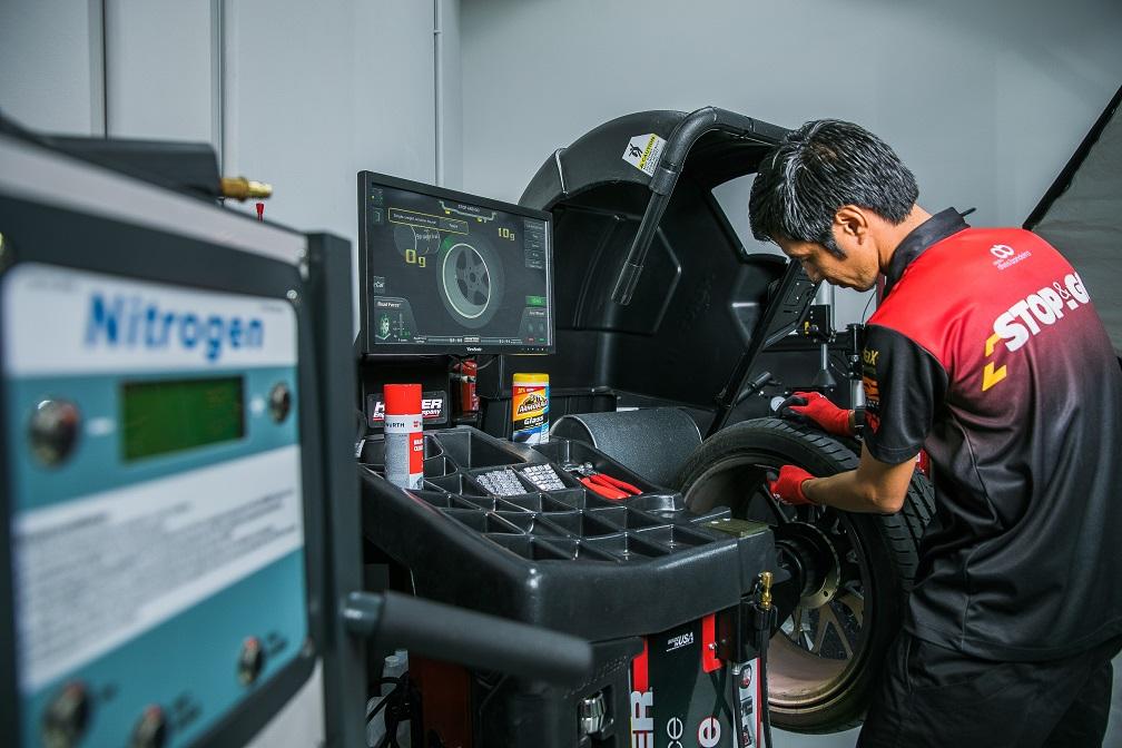 Tyre Rotation Service Dubai