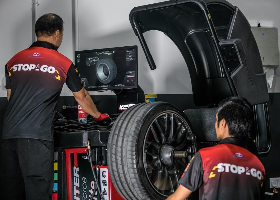 Tyre Repair Service Dubai