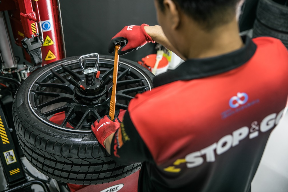Tire Repair Service Dubai