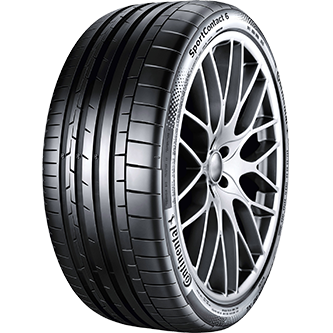 Continental ContiSportContact 6 Tire