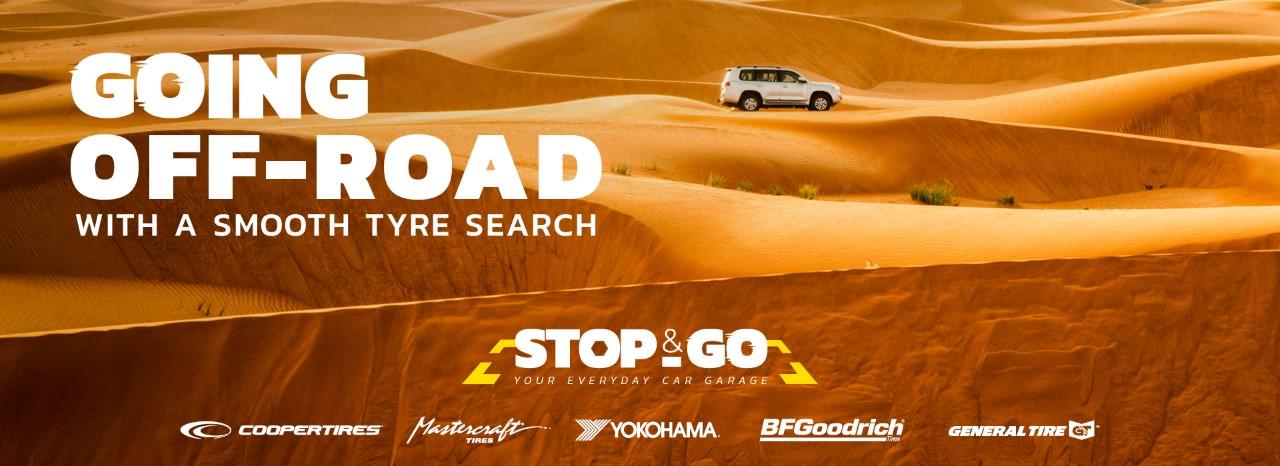 Buy Off Road Tyres Online Dubai
