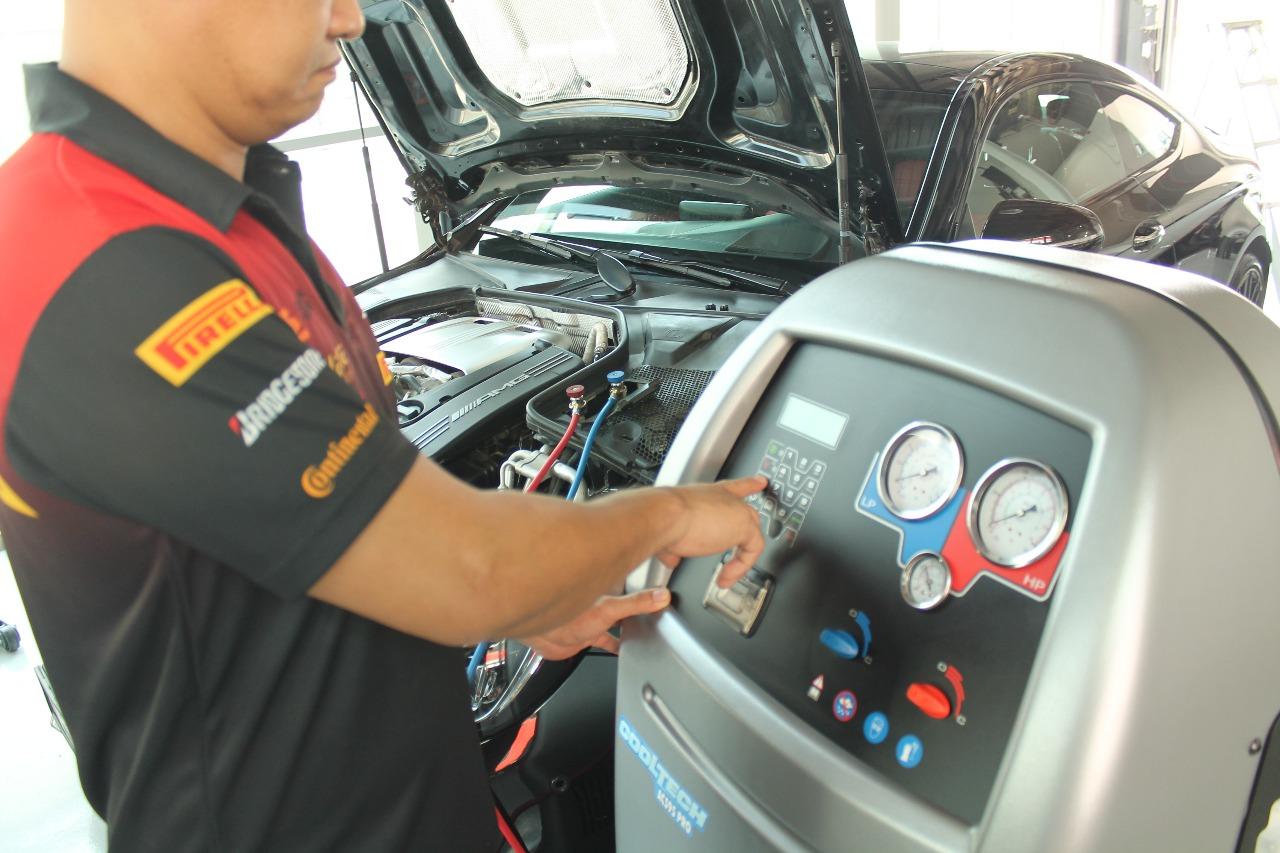 Car AC Repair Service UAE