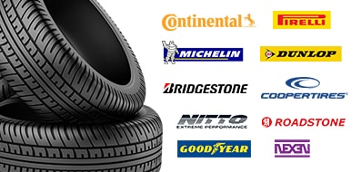 View Car Tyre Brands