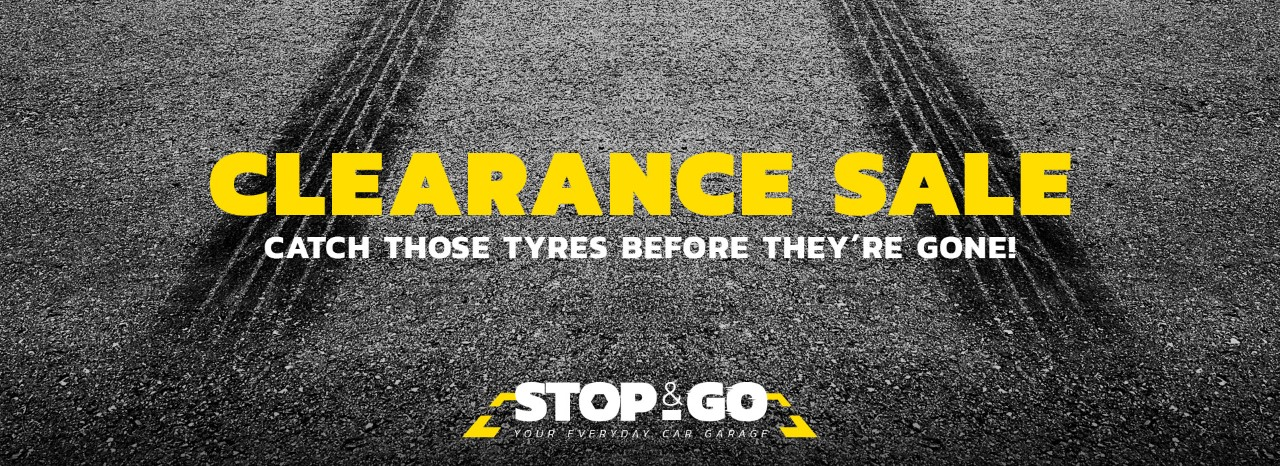 Car Tyres Clearance Sale