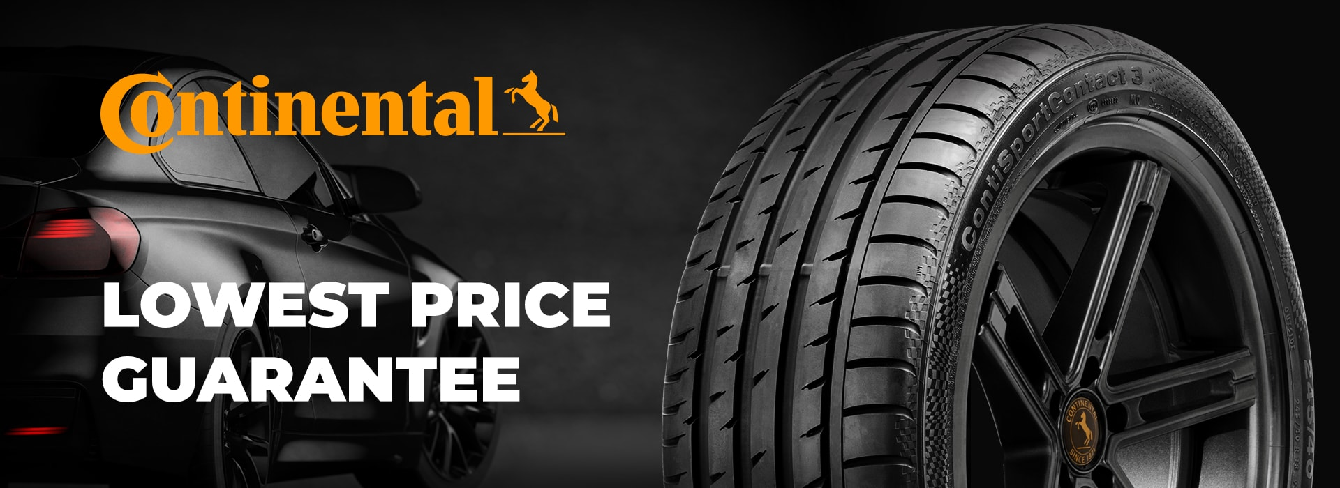 Continental Lowest Price Guarantee