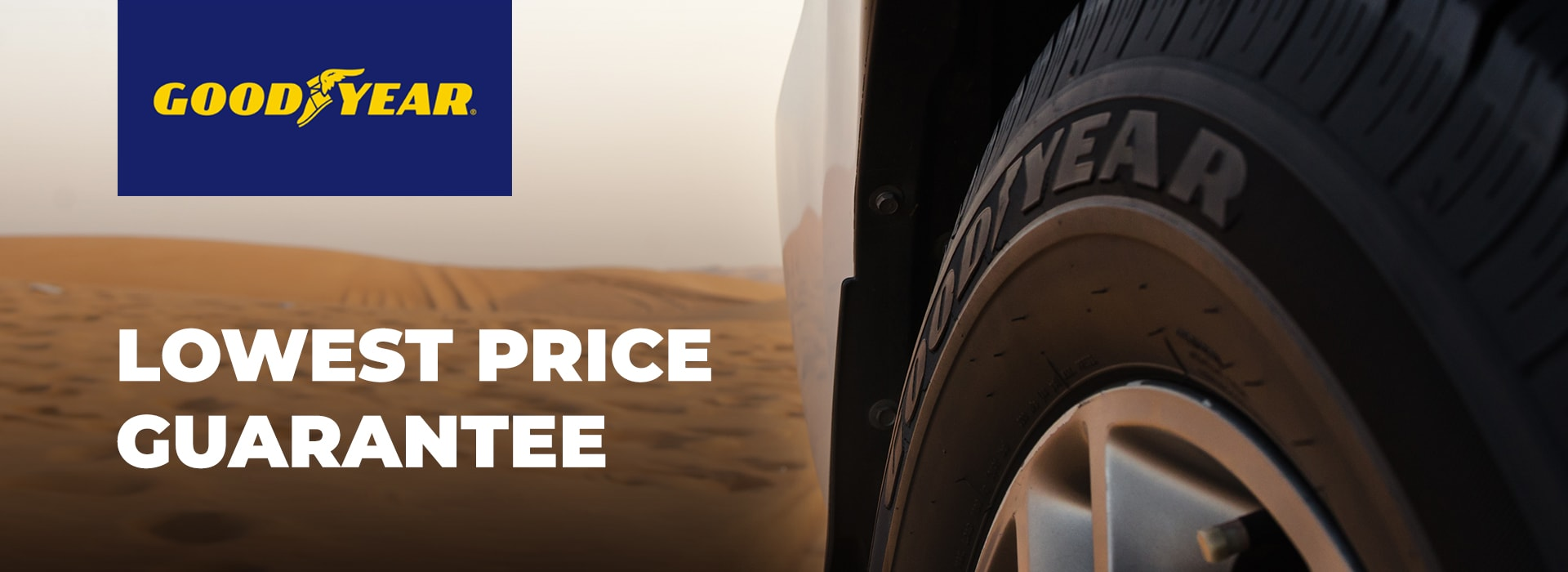 Goodyear Lowest Price Guarantee